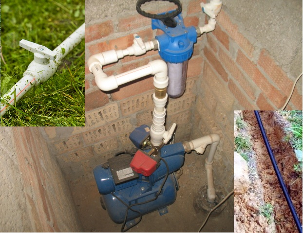 Как провести водопровод из пластиковых труб своими руками 68